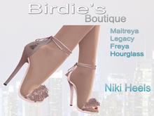 Birdie's Boutique - Niki Shoes - Dusty Rose