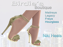 Birdie's Boutique - Niki Shoes - Yellow