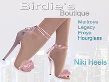 Birdie's Boutique - Niki Shoes - Pink