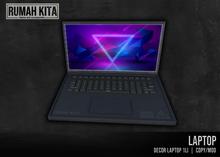 Rumah Kita - Laptop Decor