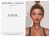 Bonbon Shapes - Eloise Shape (For Genus Classic Face W001)