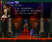 Castlevania Symphony of the Night quotes