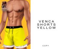 NEVADA PARK + Venca Shorts | Yellow