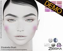 Zibska ~ Elizabetta Blush Demos [lelutka/genus/laq/catwa/omega/tattoo BOM]