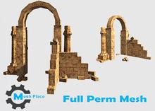 Mesh Place - Ancient Ruin Gateway - Full Perm Mesh