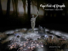Halloween - Garden of Death