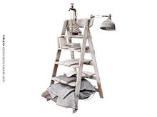 Nutmeg. Reader's Nook Ladder
