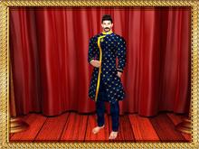 RI-ROYAL PRINCE DRESS BLUE