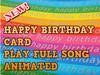 HAPPY BIRTHDAY CARD (REZ OR ADD)