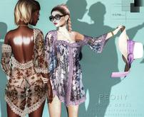 Ecru Couture - Peony FATPACK