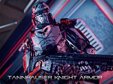 [P.0.E] - Tannhauser Knight Armor