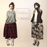 Picture_Tucked skirt