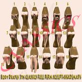 Body Drapes 3rd CLASSICS FULL PERM SCULPT+SHADEMAPS