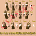 Body Drapes 1st edition CLASSICS FULL PERM SCULPT+SHADEMAPS