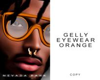 NEVADA PARK + Gelly Shades | Orange