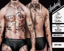 { Speakeasy } Be Kind Tattoo