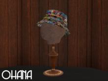 Ohana Bucket Hat Comic Con (WEAR TO UNPACK)