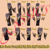 Body drapes 5th CLASSICS FULL PERM SCULPT+SHADEMAPS MALE version