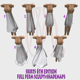 Skirts 6th edition FULL PERM SCULPT+SHADEMAPS