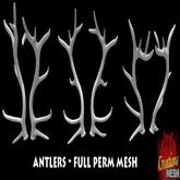 Antlers FULL PERM MESH