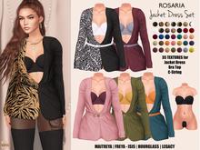 [hh] Rosaria Jacket Dress Set
