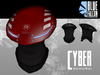 =BFI// CyberSamurai Helmet V1.2 BOX (PRICE DROP)