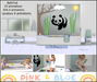 Panda Bathroom TD / BEBE