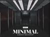 MINIMAL - Subway Backdrop Black