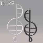 Oasis: Note Shelf (GIFT)