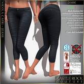 :KR: Nikola Capri - Jeans - Dark (Add Me)