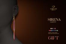 Romazin - Earrings <Sirena>, GIFT