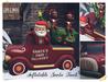 CHEZ MOI ♥ Inflatable Santa Truck