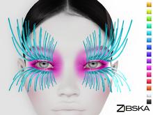 Zibska ~ Doozie Color Change Lashes