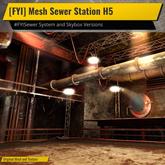 [FYI] Mesh Sewer Station H5