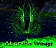 Absinthe Wings