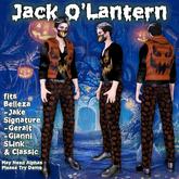 Swellegant ~ Jack O'Lantern ~ Halloween Casuals