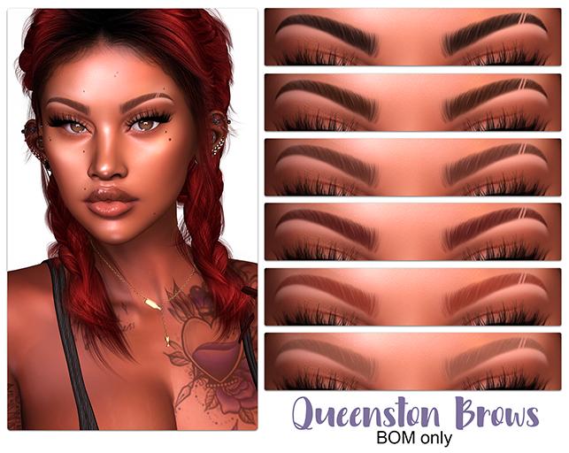 .:the-HAUS:. Queenston BOM Eyebrows