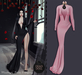 DEAD DOLL - Tish Gown - Pink