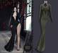 DEAD DOLL - Tish Gown - Green
