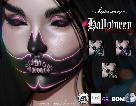 SADTURN - Halloween Makeup v.II