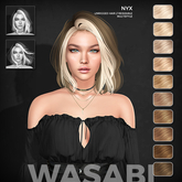Wasabi // Nyx Mesh Hair - Blonds