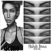.:the HAUS:. - Michele BOM Eyebrows DEMO
