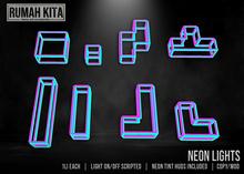 Rumah Kita - Neon Lights