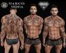 MM Marco Tattoo - NIRAMYTH AESTHETIC