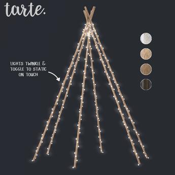 tarte. fairy light tipi GIFT