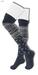 GAWK! Blue Norwegian Knit Socks | BoM