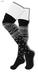 GAWK! Black Norwegian Knit Socks | BoM