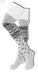 GAWK! White Norwegian Knit Socks | BoM
