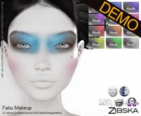 Zibska ~ Fabu Makeup Demo [lelutka/genus/LAQ/Catwa/Omega/tattoo]