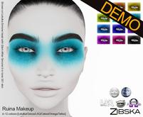 Zibska ~ Ruina Makeup Demo [lelutka/genus/LAQ/Catwa/Omega/tattoo]
